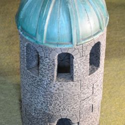 Gothic - 3inch Tower