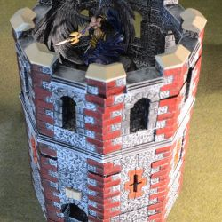 Gothic - Octagonal Tower - 01